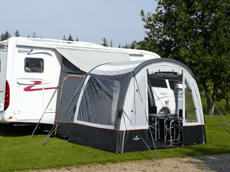 Simplex - 2018 motorhome porch awning
