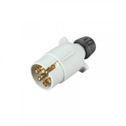 12s Grey Plug - MP029