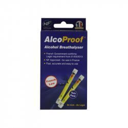 AlchoProof - Alcohol Breathalyser