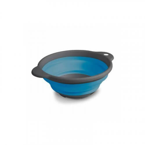 Blue Collapsible Bowl - CW0068