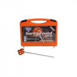 Blue Diamond Orange Hard Ground Pro 20 Pegs