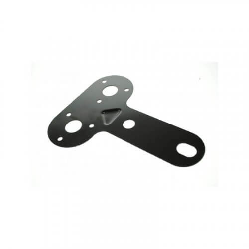 Double Socket Mounting Plate - MP092