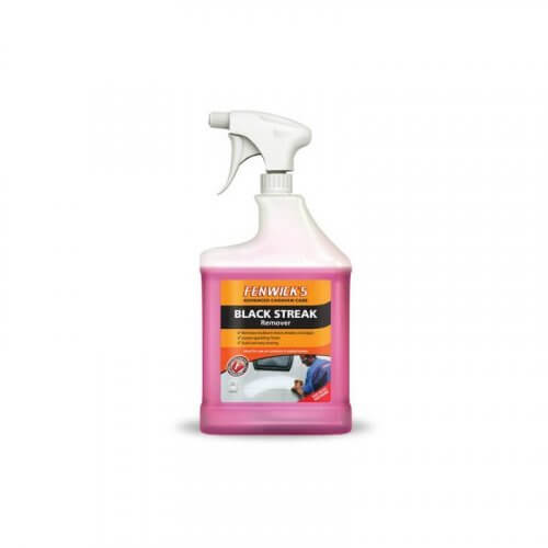 Fenwicks Black Streak Remover for use on caravans & motorhomes