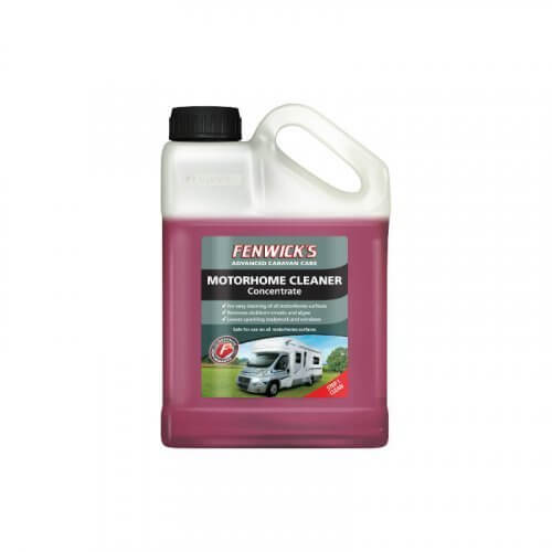 Fenwicks Motorhome Cleaner Concentrate