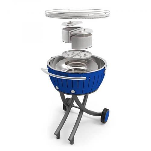 Lotus grill XXL blue