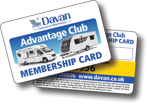 Davan Advantage Memebership Card