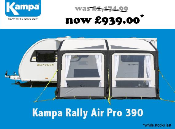 2019 Kampa Rally Air Pro