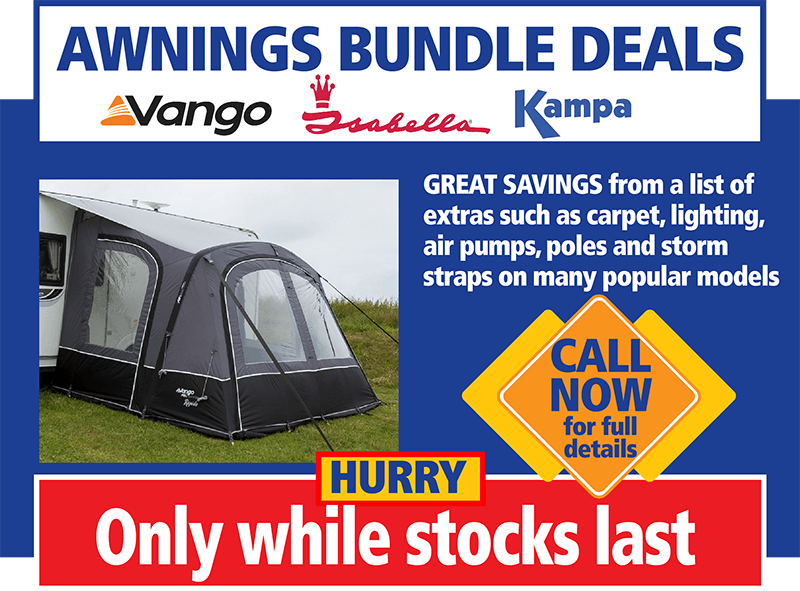 Awnings Bundle Deals