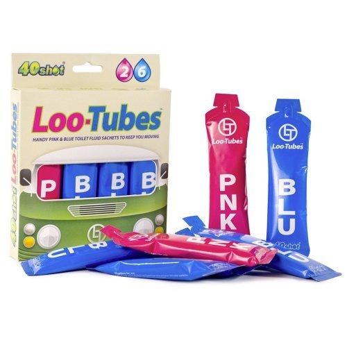 40 SHOT LOO TUBES