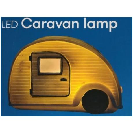 LED Caravan Lamp Orange