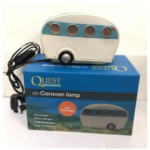 LED Caravan Lamp White 2