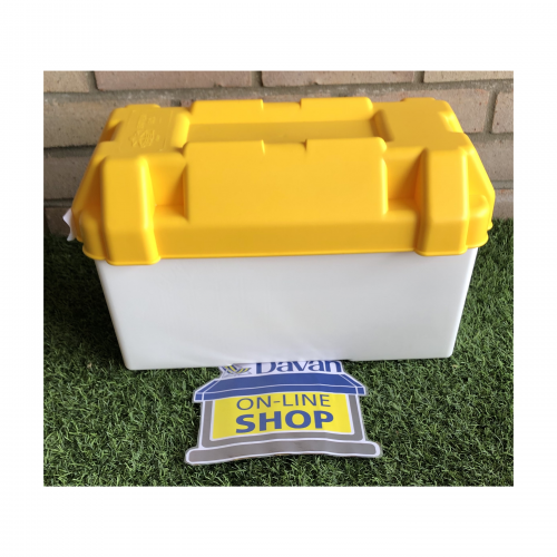 110amp Battery Box