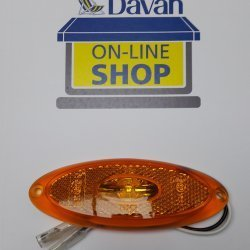 Orange Led Marker Light