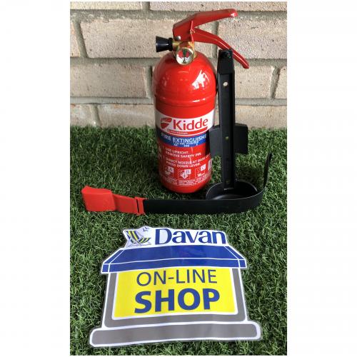 Kiddie Multi-Purpose Fire Extinguisher 2
