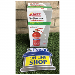 Kiddie Multi-Purpose Fire Extinguisher