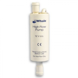 Whale In-Line High Flow Booster Pump