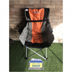 Liberty Comfort Chair Orange