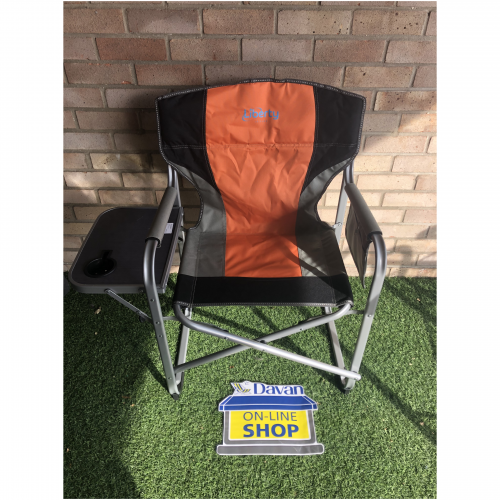 Libery Directors Chair Orange