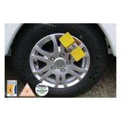 Milenco Compact C Wheel Clamp