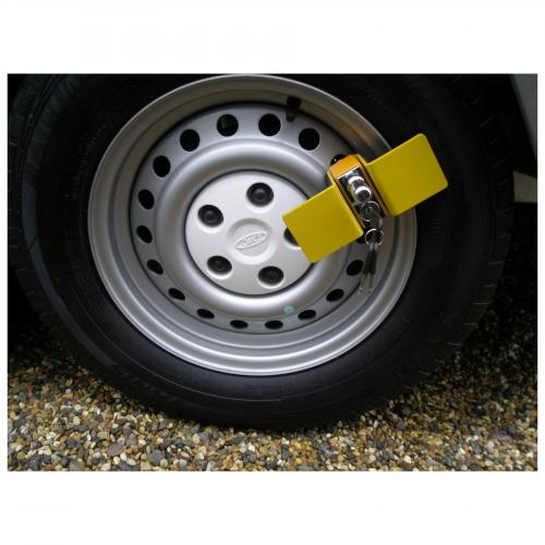 Milenco Compact C Wheel Clamp 3