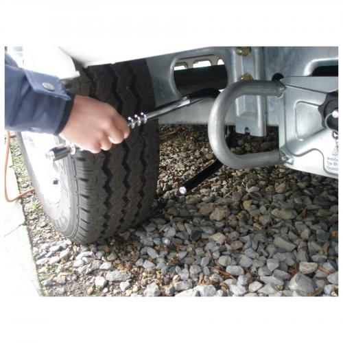 Milenco Compact C Wheel Clamp 4