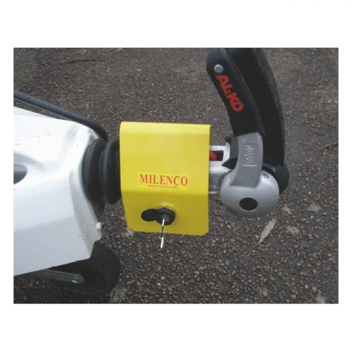 Milenco Light Weight Hitchlock