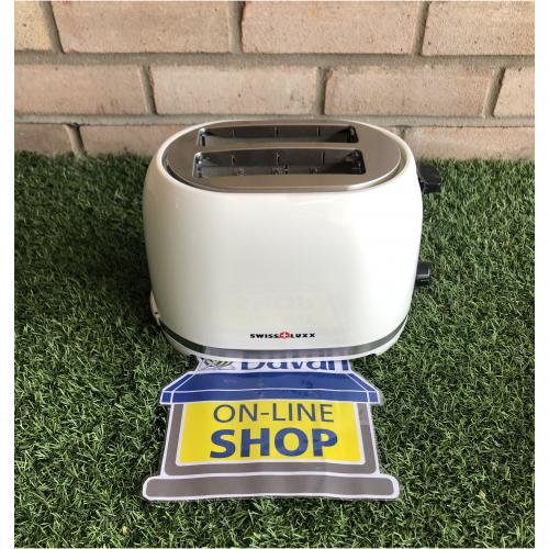 Swiss Luxx Deluxe Toaster 2
