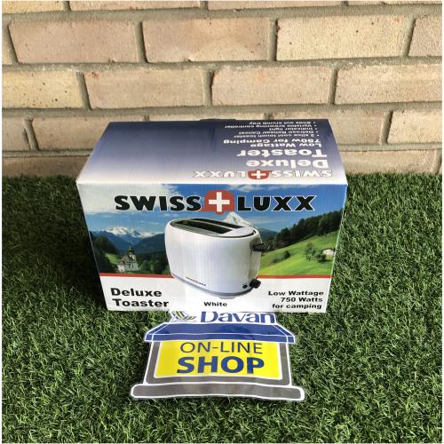 Swiss Luxx Deluxe Toaster
