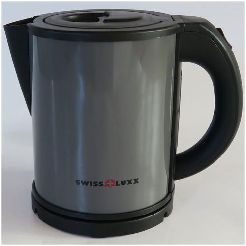 Swiss Luxx Grey Kettle