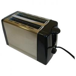 Swiss Luxx Stainless Steel Toaster