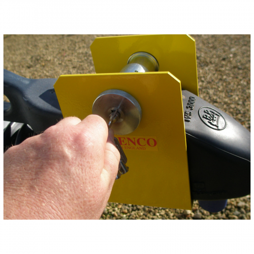 Winterhoff WS3000 Hitch Lock 5