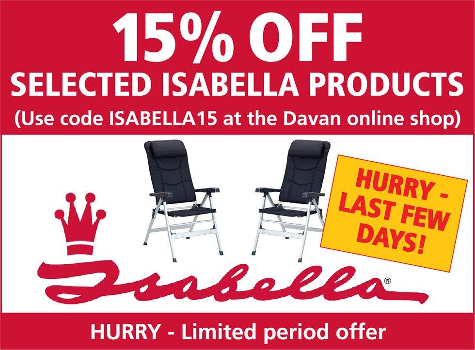 Isabella Accessories sale