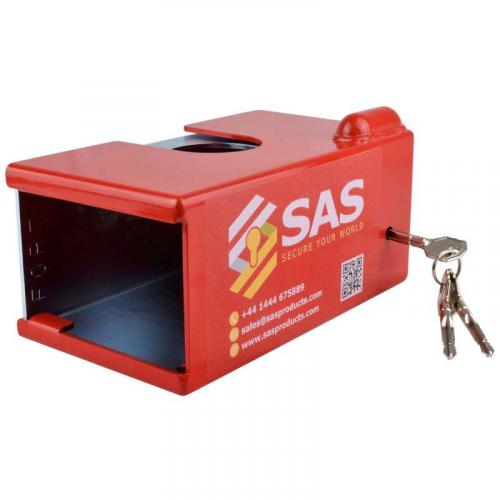 SAS Fortress Hitch Lock 4