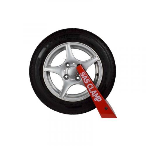 SAS Supaclamp Gold Wheel Clamp 2