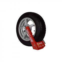 SAS Supaclamp Gold Wheel Clamp