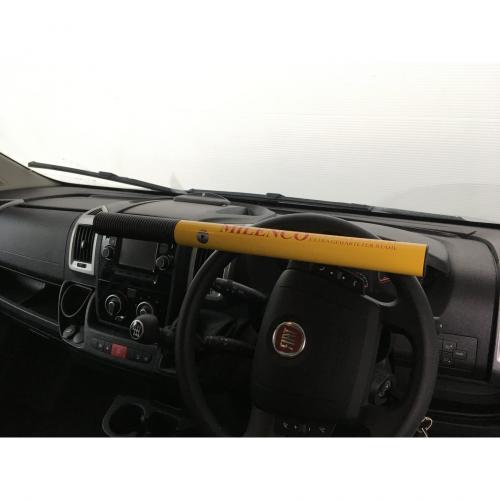 Milenco High Security Steering Wheel Lock