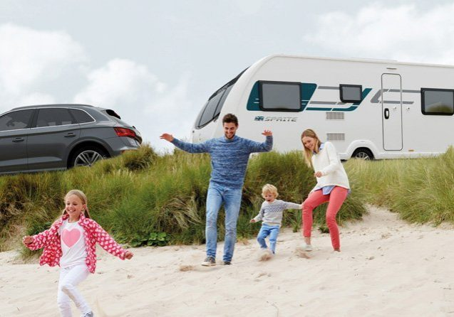 Caravan Towing and Electrical