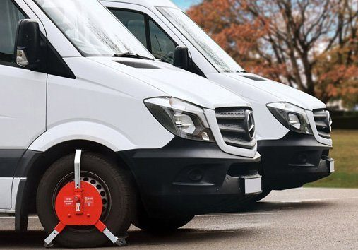 Caravan and motorhome safety and security